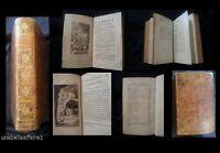 FABLES D'ESOPE et de LOCKMANN Relié An III (sep 1794).