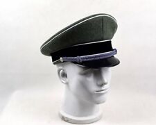 Military WWII WW2 German Elite Officer Hat Officer Army Cap 59 cm