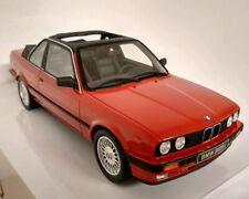 BMW 325i E30 Baur Cabrio rot OT767 Otto Mobile mit OVP