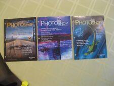 Inside Photoshop January April & June 2005 Vol. 9 #'s 1, 4 6