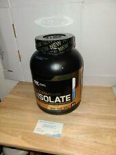 Optimum Nutrition Gold Standard 100% Isolate Protein Birthday Cake 2.91LB  07/20