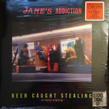 """Jane's Addiction - Been Caught Stealing 12"""" Remix LP Record Store Day RSD 2017"""