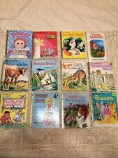 Vintage Children's Books, A Golden Book