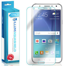 2x iLLumi AquaShield Clear Screen Protector Cover for Samsung Galaxy J7