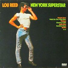 Lou Reed-New York Superstar incl. TOP-HIT: Walk on the Wild Side (UC RCA LP)
