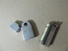 Lote de 2 mecheros  gasolina, Imco Junior 6600+ Penguin 310. Vintage