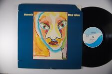MIKE COHEN Moments JAZZ LP PACIFIC ARTS PACB7-137 NM