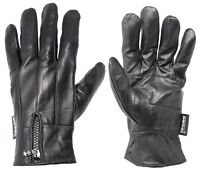 New Men's Genuine Leather Winter Warm Gloves 3M Thinsulate Insulated Fur lined