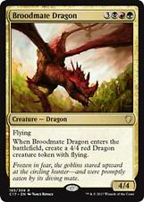 DRAGO DELLA NIDIATA - BROODMATE DRAGON Magic C17 Mint
