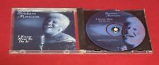 Barbara Morrison - I Know How to Do It - SIGNED AUTOGRAPHED Jazz CD