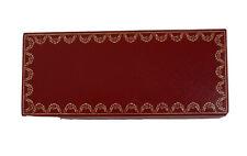 Cartier Diablo Pen Box red color