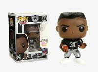Funko Pop Football: Raiders - Bo Jackson Vinyl Figure Item No. 20212