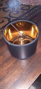 5 inch Barrel Drum Clip On Chandelier Shades(Set Of 6)