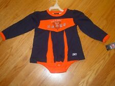 24 Mo Chicago Bears Football Cheerleader Dress Halloween Costume Baby Girls NEW