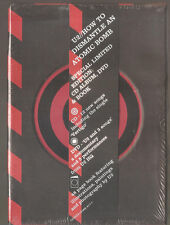 """U2 """"How To Dismantle An Atomic Bomb"""" Special Limited Edition CD + DVD"""