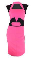 Debenhams Patternless Wiggle, Pencil Dresses for Women