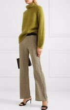 Stine Goya Seersucker Checked Trousers