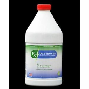 Pharmaceutical Disposal System Rx Destroyer 64 oz. Bott