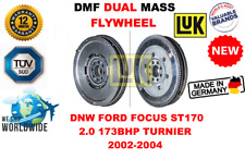 FOR DNW FORD FOCUS ST170 2.0 173BHP TURNIER 2002-2004 NEW DUAL MASS DMF FLYWHEEL