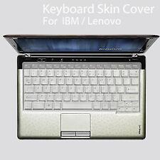 Silicone Keyboard Skin Cover For IBM Lenovo Ideapad S10-3T U150 <LJ642
