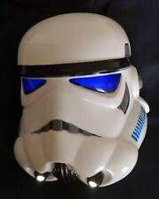 Star Wars Stormtrooper helmet 3D timer wall light, Lucas film / Disney? Large