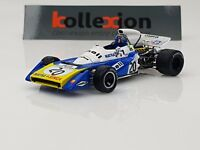 SPARK S1603 MATRA SIMCA MS 120B n°20 French GP 1971 Amon 1.43