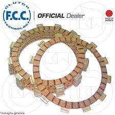 Kit 8 Dischi frizione guarniti FCC per Honda HUSQVARNA Kawasaki - 7450039
