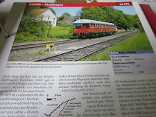 Archiv  Eisenbahnstrecken 370 Rinteln Stadthagen