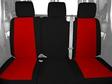 Seat Cover Rear Custom Tailored Seat Covers MA146-02NN fits 14-15 Mazda 3