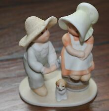 "Circle of Friends by Masterpiece Figurine ""Taste and see."""