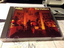ABBA - The Visitors (VERY RARE CD, Polydor, Made W.Germany 800 011-2, 1981 )