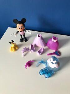 Disney Minnie Mouse Dress Up Boutique magiclip Clip On Dresses & Accessories
