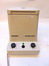 Eppendorf 5415 C Table Top Centrifuge With 18 Slot Rotor F-45-18-11  S4781