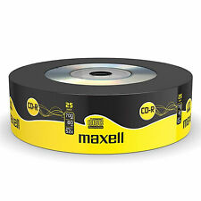 Maxell CD-R 52x 700MB Extra Protection - 25 Blank Discs