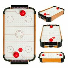Tabletop Air Hockey Mini Table Top Pool Football Soccer Family Games Toy Gift