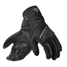 Gants en cuir synthétique jointures pour motocyclette