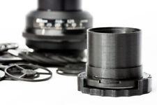 Nikon microscope Abbe 1.25 condenser darkfield polarizing oblique rotatable set