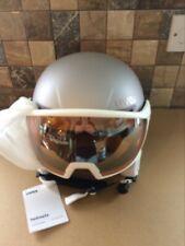 Uvex hlmt 700 Visor Ski Helmet - Rose Mat 52-54cm S Small - RRP £180