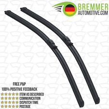 Seat Alhambra MPV (2000 to 2011) Front Wiper Blade Kit