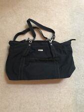 BAGGALLINI Hampton Handbag Black Shoulder Bag Organizer Travel Bag