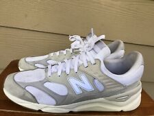 Nw Balance MSX90RCB Men's Trainer Sneakers Shoes Trendy Bianco Size US 14