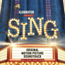 O.S.T - Sing  Deluxe Edition Audio CD Korean Edition