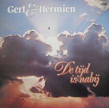 GERT & HERMIEN - DE TIJD IS NABIJ -  LP