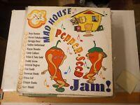 Mad House Pepper Seed Jam - Various Artists - Vinyl LP 1994