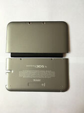 New Replacement Part A+E Cover/Shell/Housing For Nintendo 3DS XL Silver
