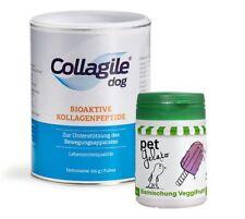 Collagile ® dog 225g + petGelato Eismischung VeggiFrutti 50g