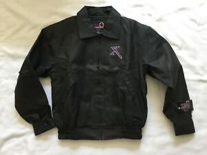 XENA WARRIOR PRINCESS - OFFICIAL LEATHER JACKET - NEW, WITH TAG - SIZE 2X SMALL
