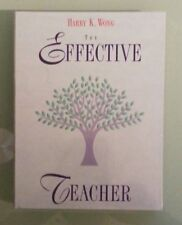 harry k wong the effective teacher Part 7 The Professional Educator Dvd New