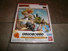 Model Kit DRAGON BALL: LUNCH'S ONE-WHEEL MOTORCYCLE - Bandai Mecha Colle Vol.3