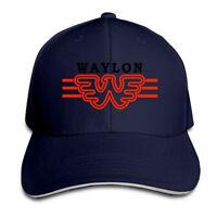 Waylon W Logo Snapback Baseball Hat Adjustable Cap